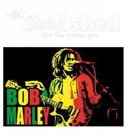 Black Light Poster - Bob Marley Live