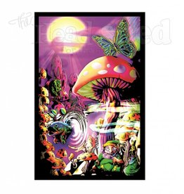 Black Light Poster - Magic Valley