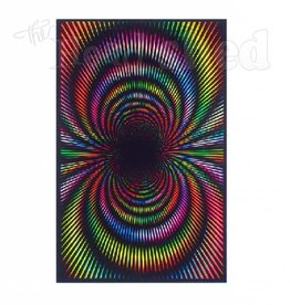 Black Light Poster - Magnetic Fantasy
