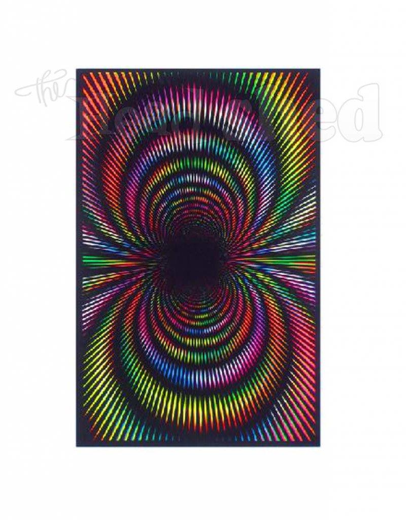 Black Light Poster - Magnetic Fantasy