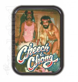 Stash Tin - Cheech & Chong Ballerina