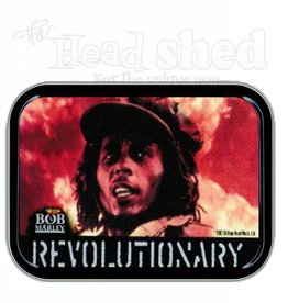 Stash Tin - Bob Marley Revolutionary