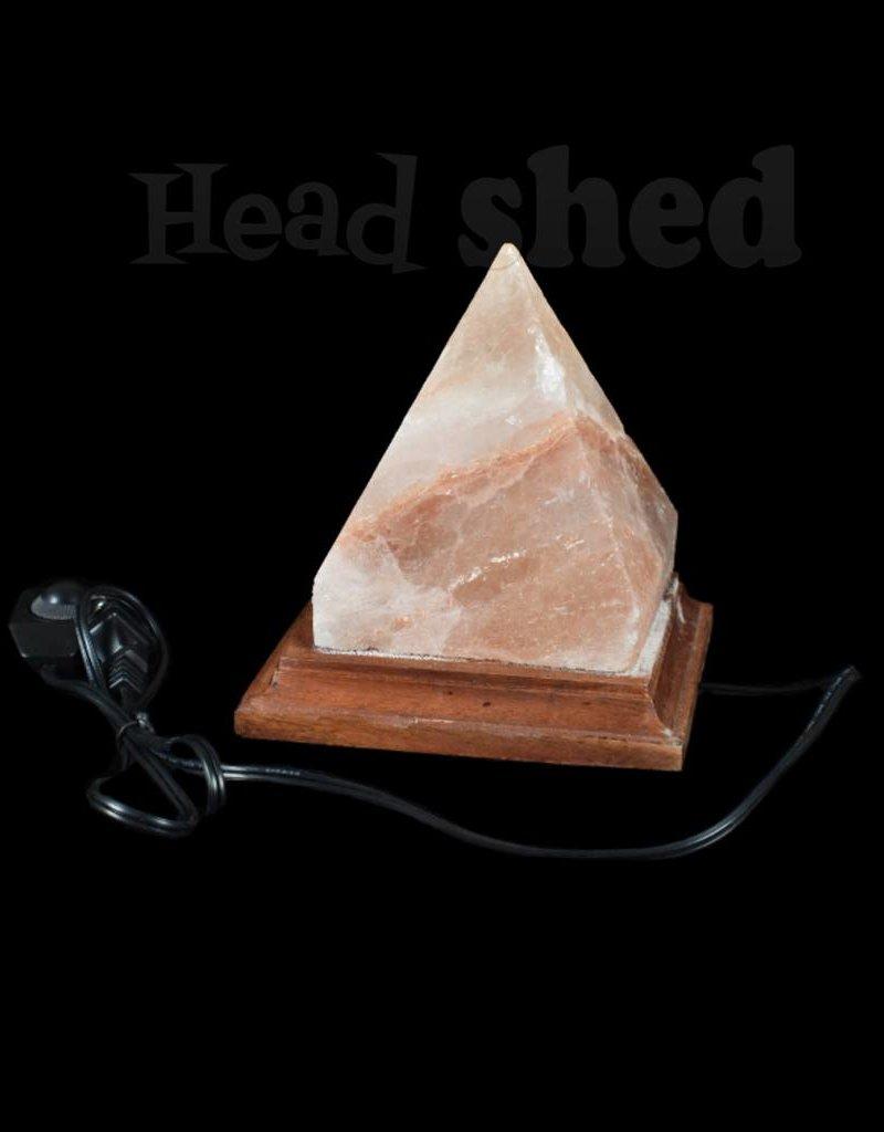 ... Himalayan Salt Lamp   Pyramid ...