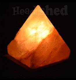 Himalayan Salt Lamp - Pyramid