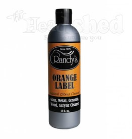 Randy's Randy's Orange Label Cleaner 12oz