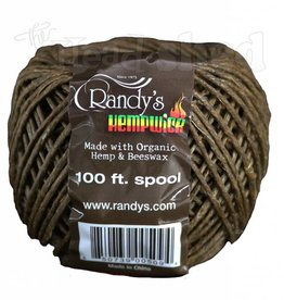 Randy's Randy's Hemp Wick - 100' Spool