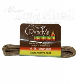 Randy's Randy's Hemp Wick - Small 4' Bundle