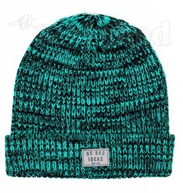 No Bad Ideas No Bad Ideas - Knitted Hat Watchman Ryo (TEAL)