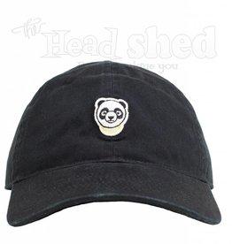 No Bad Ideas - Panda Dad Cap Strapback BLK