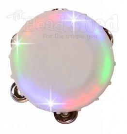 Light Up Round Tamborine
