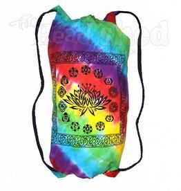 Rainbow Consciousness Lotus & Chakra Multi-Use Bag
