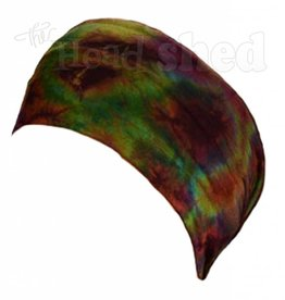 Cosmic Energizer Spandex Tie Dye Headband