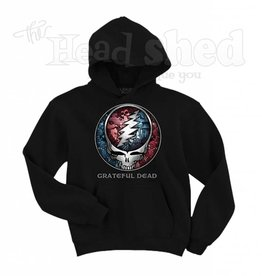 Liquid Blue Liquid Blue Grateful Dead Bertha SYF Hoodie