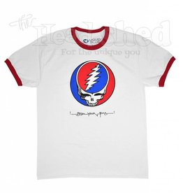 Liquid Blue Liquid Blue Grateful Dead SYF Ringer T-Shirt