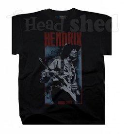 Liquid Blue Liquid Blue Jimi Hendrix Voodoo Child T-Shirt