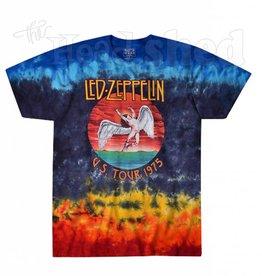 Liquid Blue Liquid Blue Led Zeppelin Icarus T-Shirt