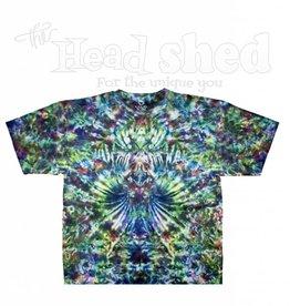 Liquid Blue Liquid Blue Tie Dye T-Shirt - Crazy Krinkle