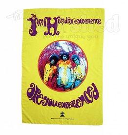 Fabric Poster Jimi Hendrix - Experienced