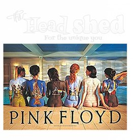 Fabric Poster Pink Floyd Back Catalog