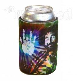 Jerry Garcia Tie Dye Coozie