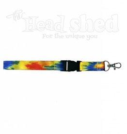 Lanyard Tie Dye
