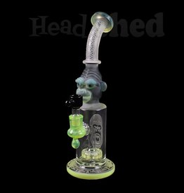 Nite Rider - Water Pipe - Sandblasted Ape
