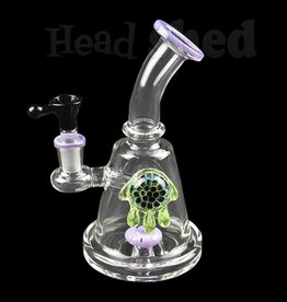 Nite Rider - Water Pipe - Pink Slime Two Toned