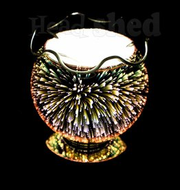 Scentoils Oil Lamp - 3D Rose Gold