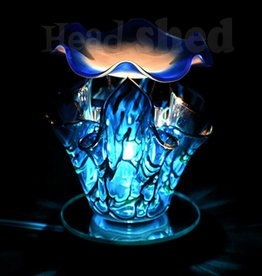 Scentoils Oil Lamp - Blue Drip