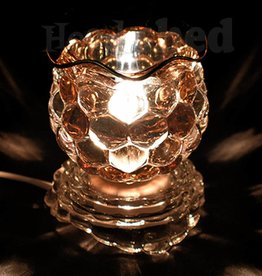 Aromar -  Dimmer Oil Lamp - Brown