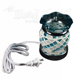 Aromar -  Touch Oil Lamp - Blue/White