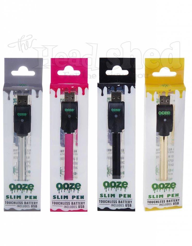 Ooze Ooze - Slim Pen w/ USB Touchless Battery Asst. Colors