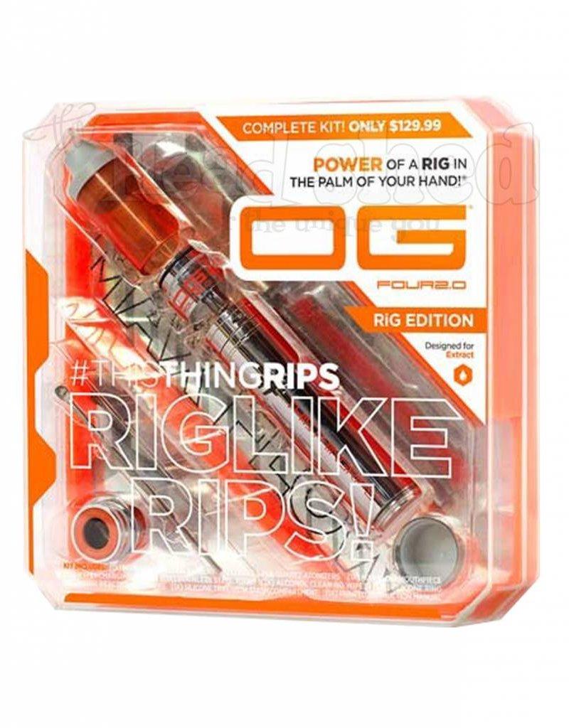 #ThisThingRips ThisThingRips! - OG Four 2.0 Rig Edition Vape Pen