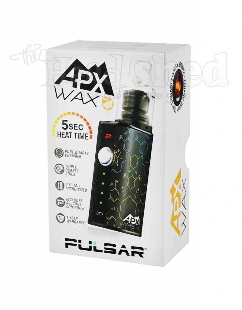 Pulsar Pulsar APX Extract Vaporizer - Tie Dye