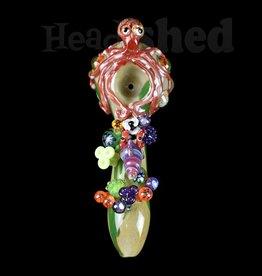 Empire Glassworks Empire Glassworks - Spoon Pipe - Finding Kraken