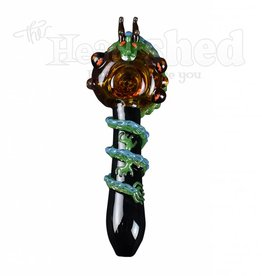 Empire Glassworks Empire Glassworks Spoon Dragon Sphere