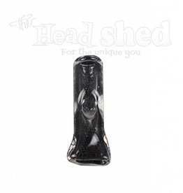 "Glass Tips - Hand Roller - 1/4"" - Flat"