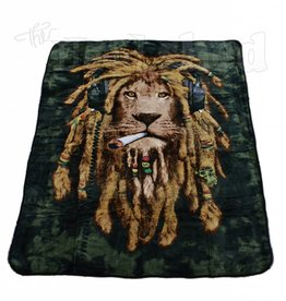 Luxury Plush Blanket - Queen - DJ Jahman