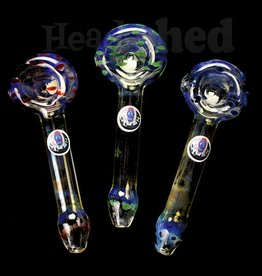The Crush Crush - Mini Fumed w/ Spotted Bowl & Mouth