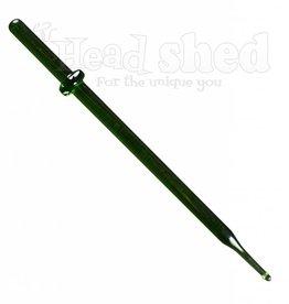 Green Glass Dabber - (5586)