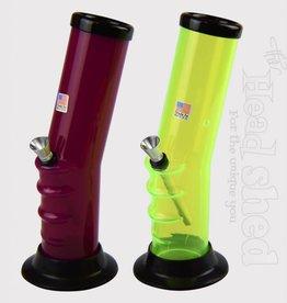 "JM Plastics - Pistol Grip - 2""x9"" - Acrylic water Pipe"