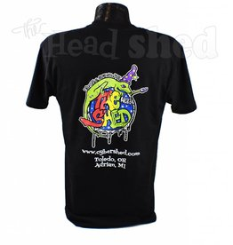 Head Shed T-Shirt - (2018)