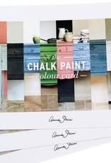 Annie Sloan America Annie Sloan Bi-fold Color Cards