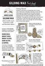 Dark Silver Gilding Wax