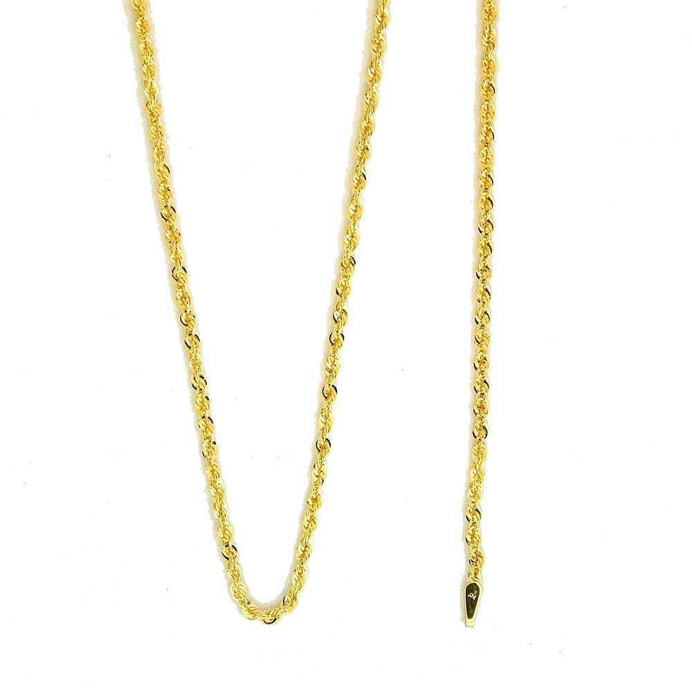 qlt yellow chain necklace rope hei spin p prod gold wid
