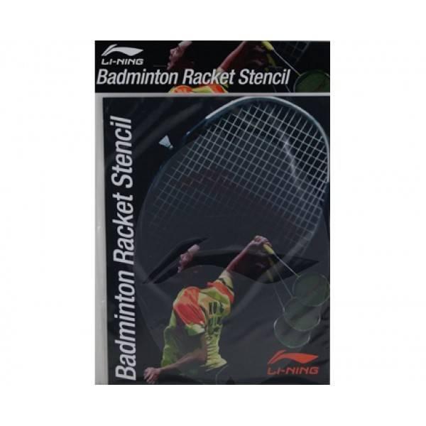 Li-Ning Logo Pour Raquette De Badminton