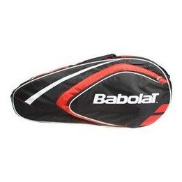 Babolat Sac ClubLine Racket Holder x3 Rouge