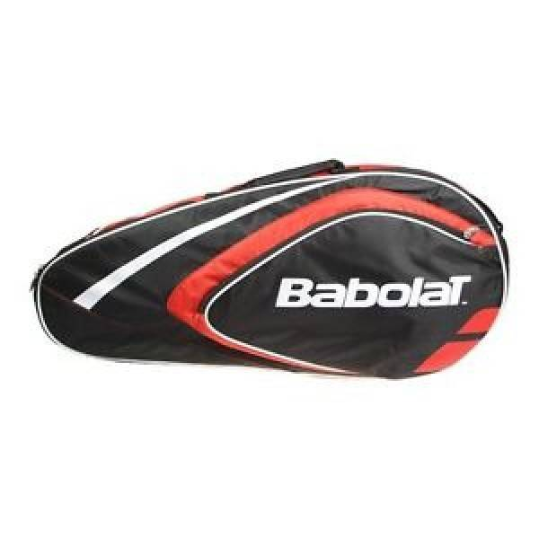 Babolat Sac ClubLine Racket Holder x3 Rouge