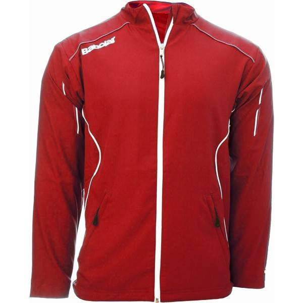 Babolat Jacket 40S1515 Red
