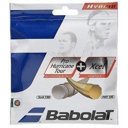 Babolat Pro Hurricane Tour 130/16 + Xcel 130/16